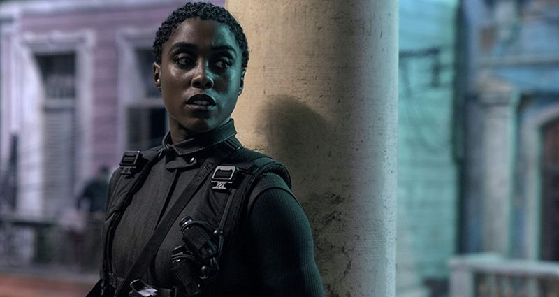 Lashana Lynch - James Bond