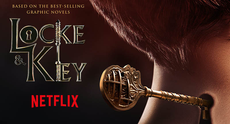 Netflix Locke & Key Poster