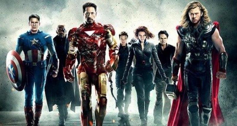 marvel sinematik evreni Avengers