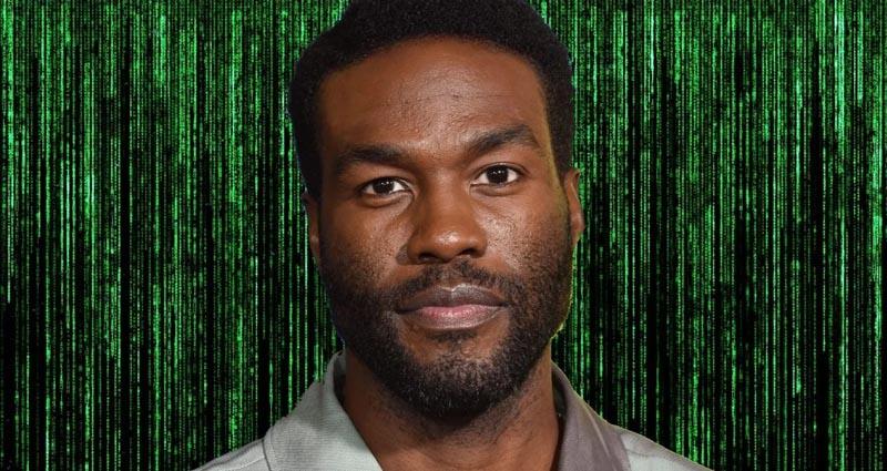 The Matrix 4 Filminde Yahya Abdul-Mateen, Genç Morpheus'u Canlandıracak