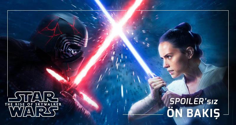 Star Wars: The Rise of Skywalker inceleme