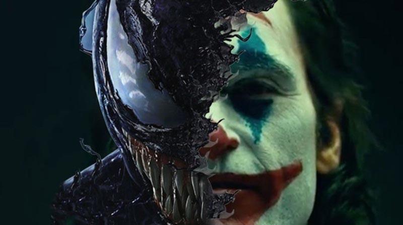 venom joker