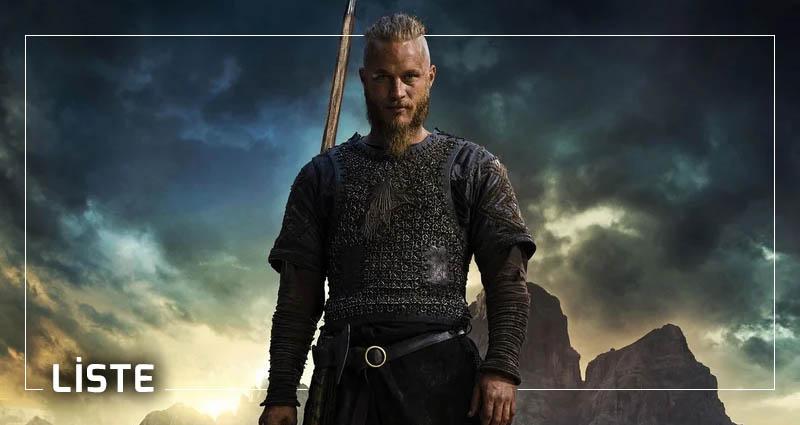 Vikings Dizisinde Göz Dolduran 10 Sahne