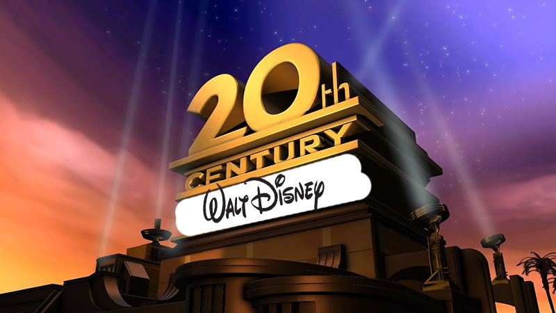 20th century fox logo disney