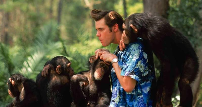 Ace Ventura Jim Carrey