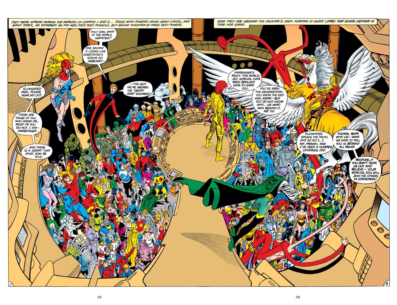 Crisis on Infinite Earths cr