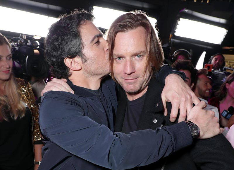 Ewan McGregor ve Chris Messina