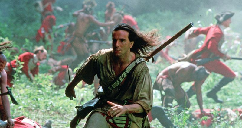 The Last of the Mohicans Dizi