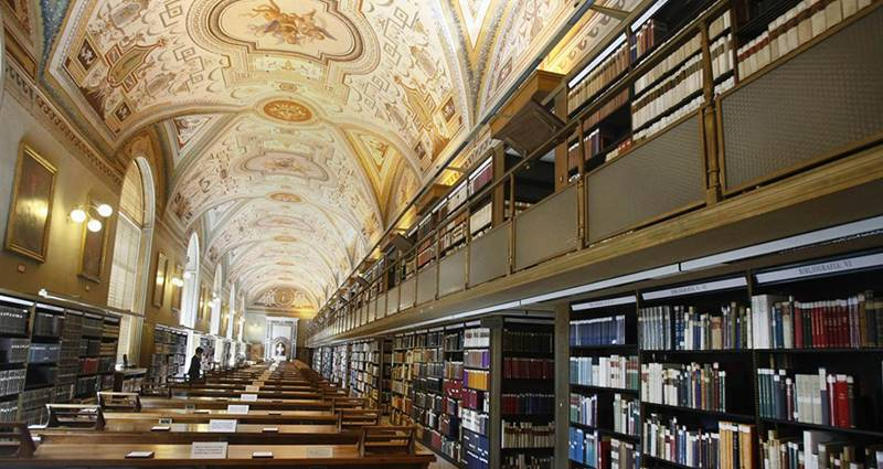 Vatikan Kütüphanesi