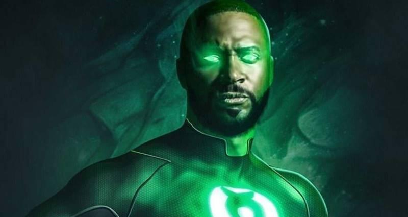 Arrow - Green Lantern
