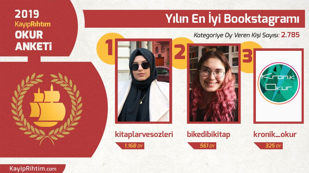 Yılın En İyi Bookstagramı