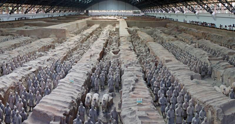 Çin İmparatoru Ordu