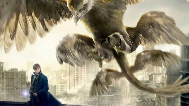 Harry Potter Fantastik Canavarlar Dizi