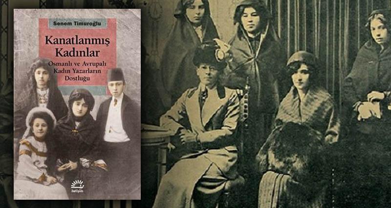 Kanatlanmış Kadınlar - Senem Timuroğlu