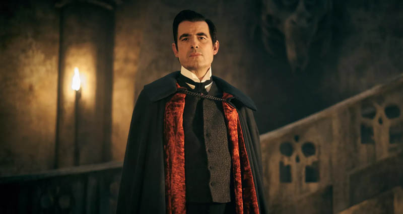 Dracula Netflix Yayında