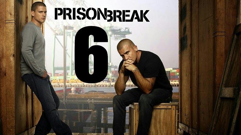 Prison Break 6. Sezon
