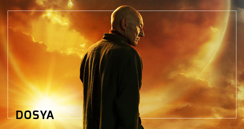 Star Trek: Picard Dizisini İzlemeden Önce Bilmeniz Gereken Her Şey