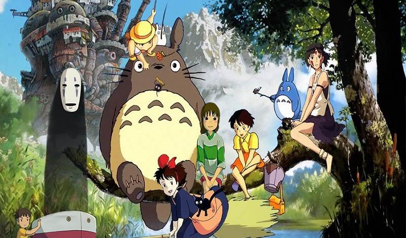 Netflix, Studio Ghibli Filmleri Yayın Hakları