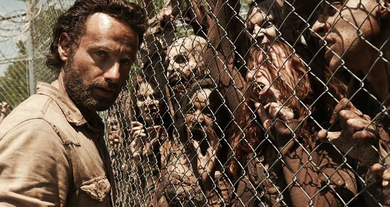 The Walking Dead Zombi Virüs