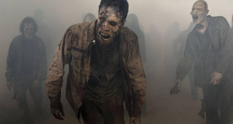 The Walking Dead Zombi Virüs