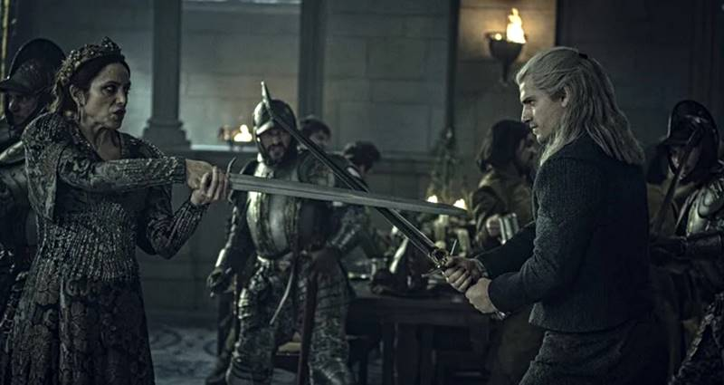 The Witcher - Game of Thrones