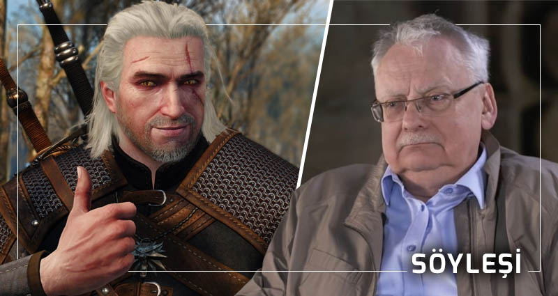 The Witcher Söyleşi