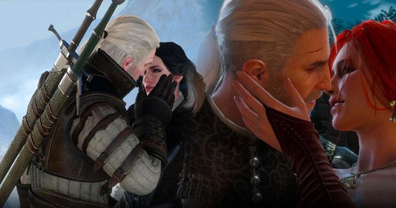 the witcher oyun