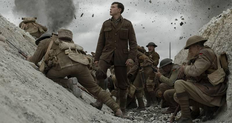 2020 BAFTA - 1917