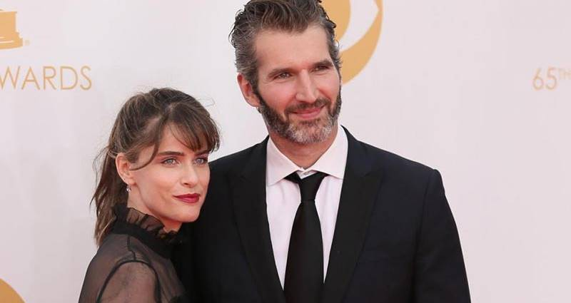 Amanda Peet ve David Benioff - Game of Thrones