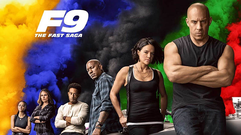 Fast and Furious 9 - Hızlı ve Öfkeli 9
