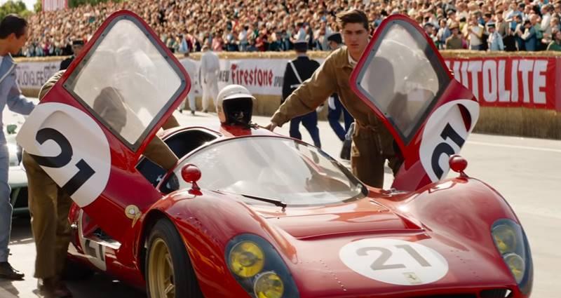 2020 BAFTA - Ford v Ferrari