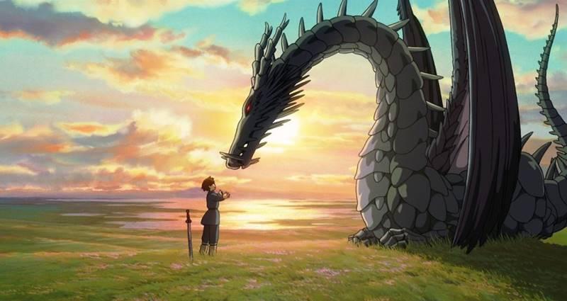 Studio Ghibli Film Tales from Earthsea