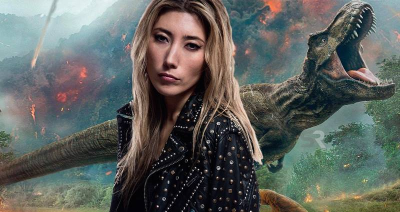 Jurassic World 3 - Altered Carbon - Dichen Lachman