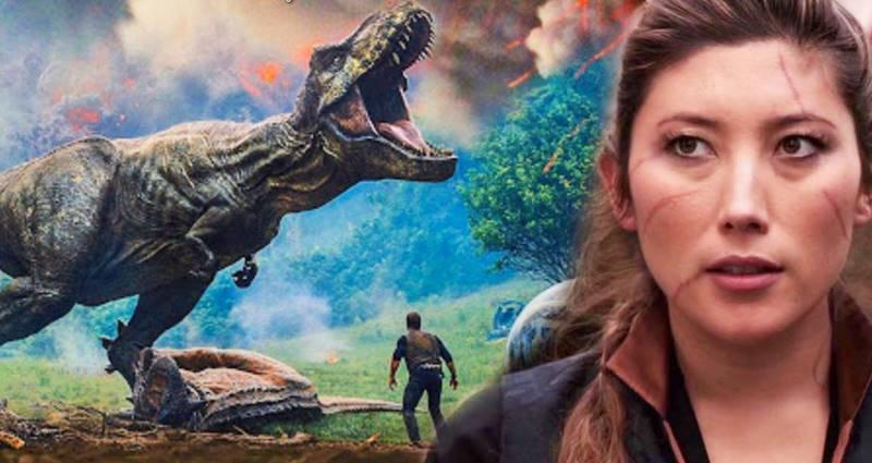 Jurassic World 3 - Altered Carbon - Dichen Lachman