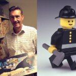 LEGO Mini Figürleri Jens Nygaard Knudsen