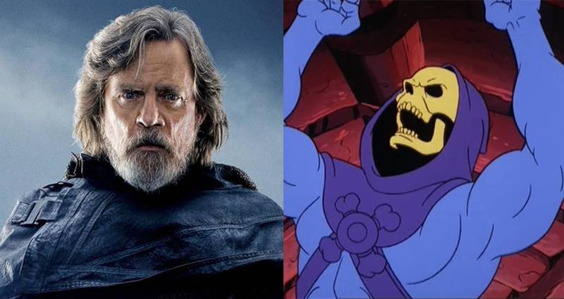 Mark Hamill - He-Man