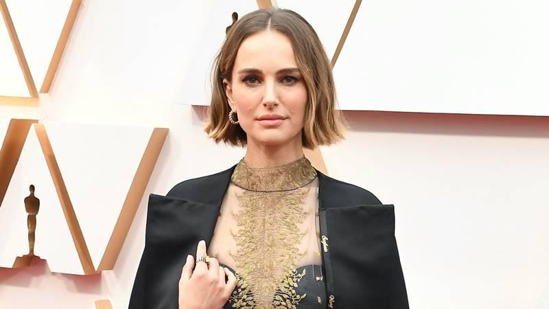 Natalie Portman 92 Oscar