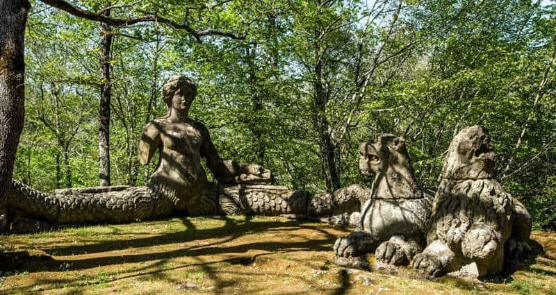 Canavarlar Parkı - Parco dei Mostri