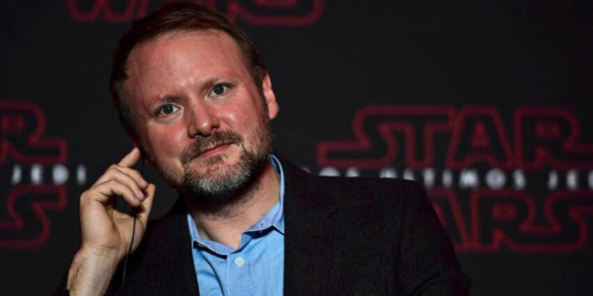 Rian Johnson apple