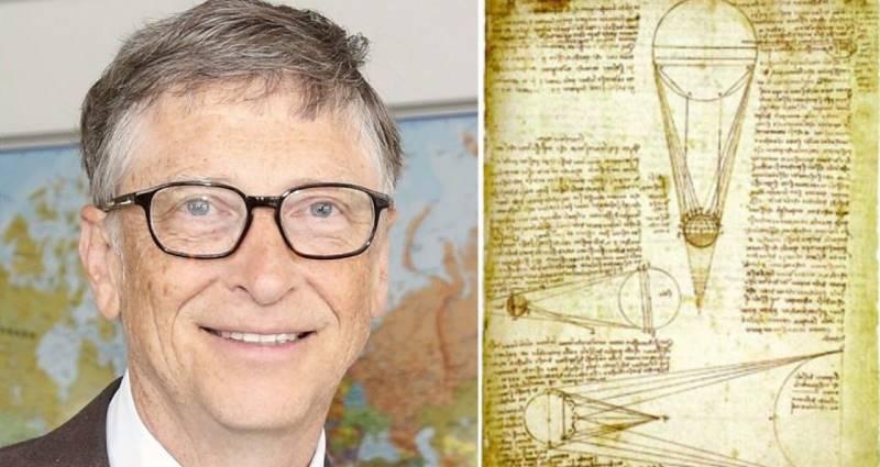 Bill Gates - The Codex Leicester