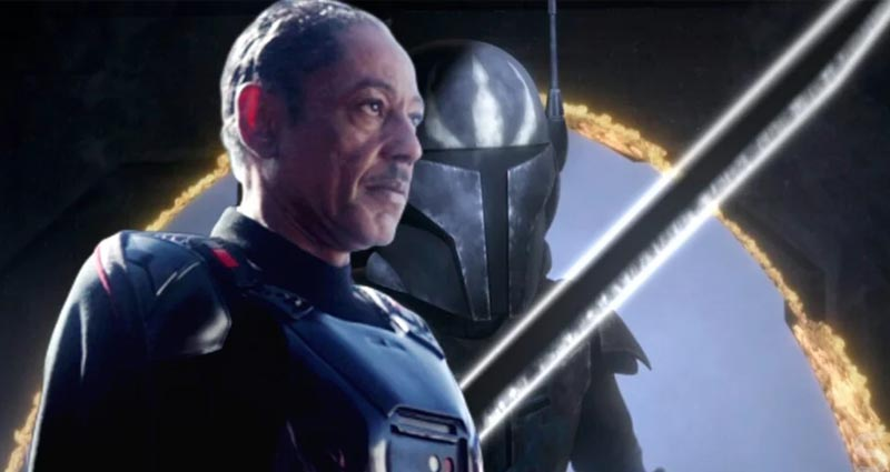 The Mandalorian 2. Sezon Giancarlo Esposito