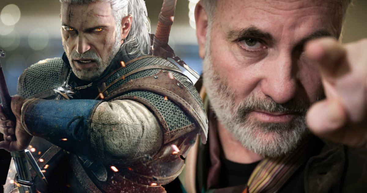 The Witcher Dizi Vesemir Rolü