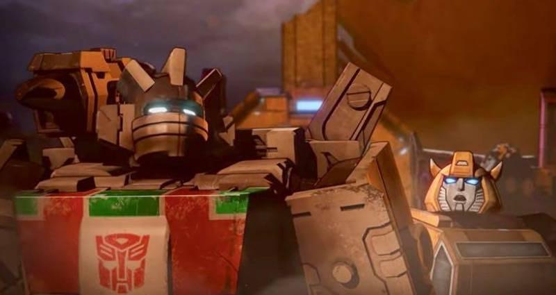 Transformers: War For Cybertron - Fragman