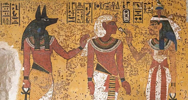 Tutankamonun Laneti