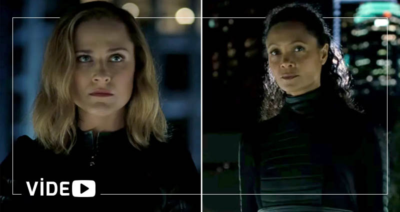 Westworld 3. Sezon fragman