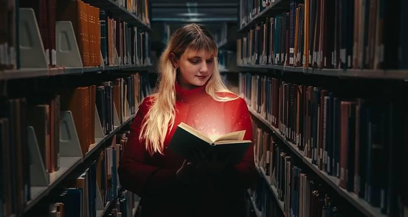 ABD Kütüphane Okuma Oranı