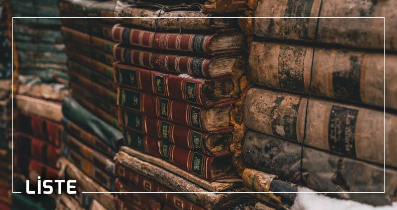 Amerikan Edebiyatının En Önemli 25 Klasik Eseri