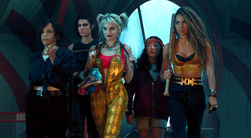 Birds of Prey İnceleme
