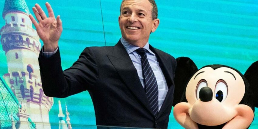 Disney CEO'su Bob Iger