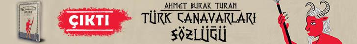 Türk Canavarları Sözlüğü